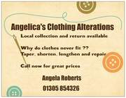 ANGELICA'S CLOTHING ALTERATIONS