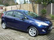 Ford 2012 FORD FIESTA TDCI 1.4 with warranty Service history