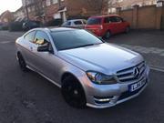 2014 Mercedes-benz 2014 MERCEDES-BENZ C220 EXEC SE PREMIUM + CD SILVE
